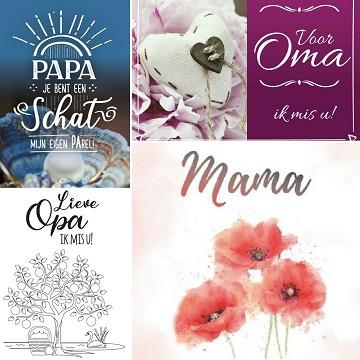 Vaders, Moeders en Opa's en Oma's