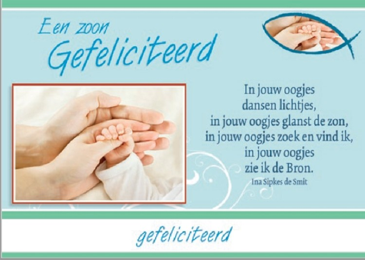 Zeer Geboorte zoon - Light Symbols (2451-2486) - blcwebshop &EG29