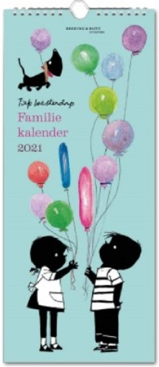 Familiekalender Fiep Westendorp