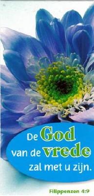 De God van de vrede