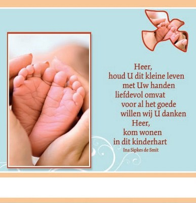 Geboorte blanco (Opdragen)
