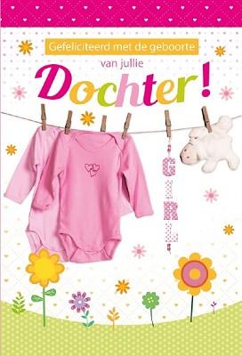 Geboorte dochter