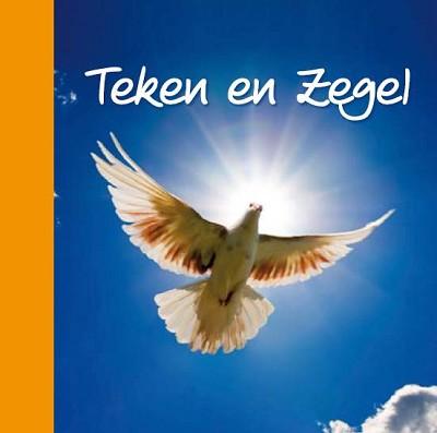 Boekje Doop 'Teken en Zegel'