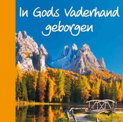 Boekje 'In Gods Vaderhand geborgen'