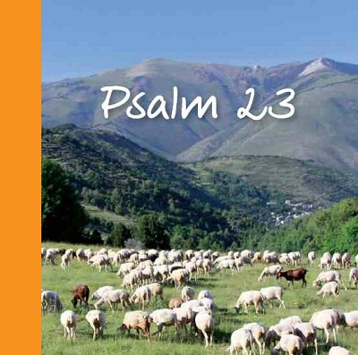 Boekje Psalm 23