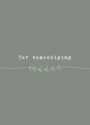 Bemoediging