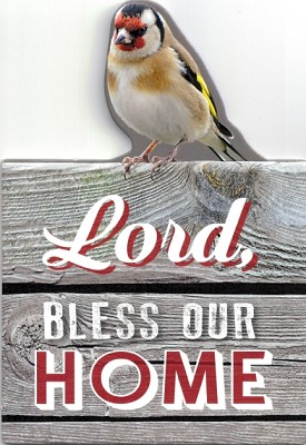 Lord, bless our home