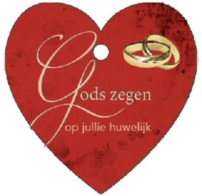 Gods zegen / huwelijk