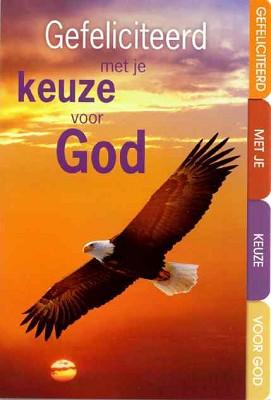 Belijdenis/Doop Wk Gef. keuze voor God