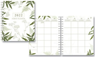 Woo Hoo! Family Planner Wired