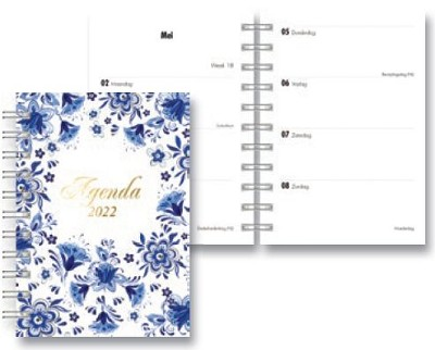 Woo Hoo! Personal Planner Large Wired