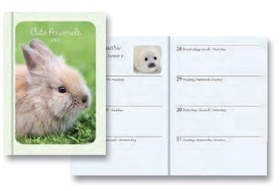 Agenda Cute Animals