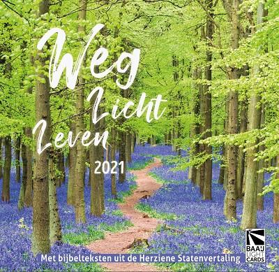 Kalender Weg Licht Leven (HSV)